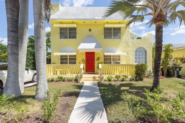 422 N Lakeside Drive, Lake Worth Beach, FL 33460 (#RX-10674169) :: Posh Properties