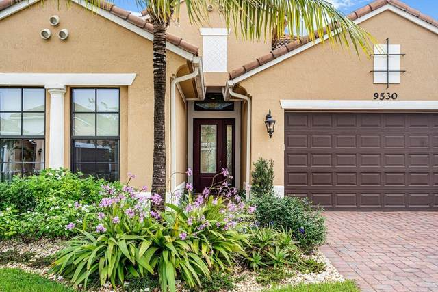 9530 Karlberg Way, Parkland, FL 33076 (#RX-10674172) :: Signature International Real Estate