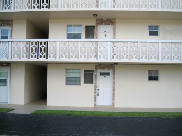 400 NE 20th Street C114, Boca Raton, FL 33431 (#RX-10674202) :: Ryan Jennings Group