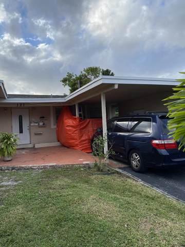 121 SW 28 Terrace, Fort Lauderdale, FL 33312 (MLS #RX-10674223) :: Dalton Wade Real Estate Group