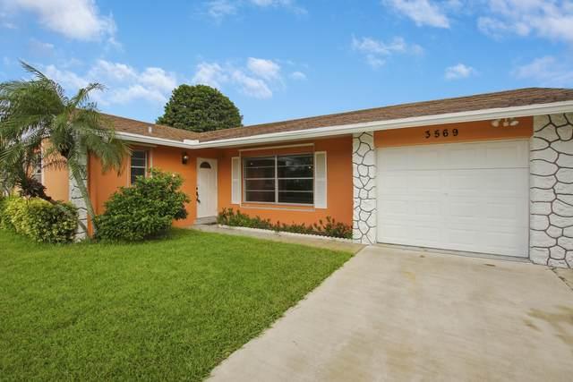 3569 Victoria Drive, West Palm Beach, FL 33406 (MLS #RX-10674227) :: Miami Villa Group