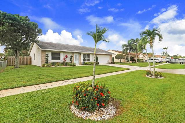 4596 Blue Pine Circle, Lake Worth, FL 33463 (MLS #RX-10674233) :: Castelli Real Estate Services