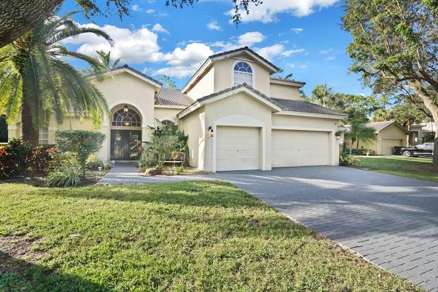 15562 Whispering Willow Drive, Wellington, FL 33414 (#RX-10674256) :: Ryan Jennings Group