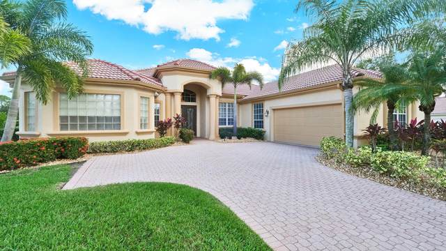 8031 Plantation Lakes Drive, Port Saint Lucie, FL 34986 (MLS #RX-10674270) :: THE BANNON GROUP at RE/MAX CONSULTANTS REALTY I