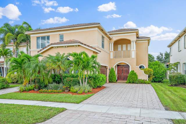 1203 Creekside Drive, Wellington, FL 33414 (#RX-10674302) :: Signature International Real Estate