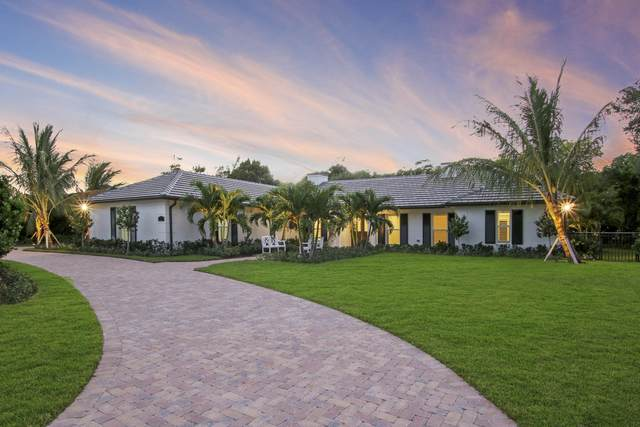 11785 Lake Shore Place, North Palm Beach, FL 33408 (MLS #RX-10674320) :: Laurie Finkelstein Reader Team