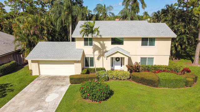6801 Eastpointe Pines Street, Palm Beach Gardens, FL 33418 (#RX-10674322) :: Treasure Property Group