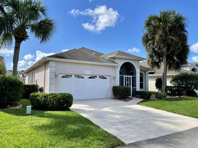 632 Venetto Court, Port Saint Lucie, FL 34986 (MLS #RX-10674355) :: THE BANNON GROUP at RE/MAX CONSULTANTS REALTY I
