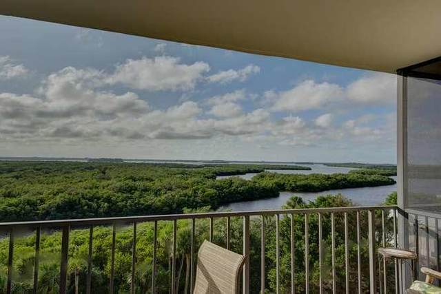 5059 N Highway A1a #605, Hutchinson Island, FL 34949 (#RX-10674363) :: Realty One Group ENGAGE