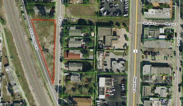 901 S H Street, Lake Worth Beach, FL 33460 (MLS #RX-10674383) :: The Jack Coden Group