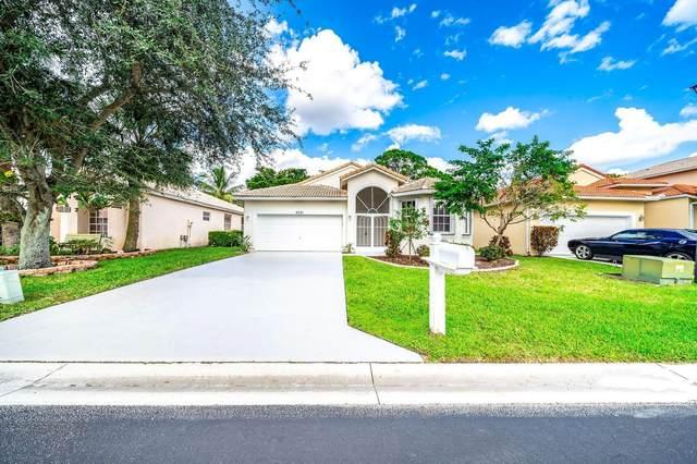 6421 Jackson Lane, Boynton Beach, FL 33437 (#RX-10674384) :: The Power of 2 | Century 21 Tenace Realty