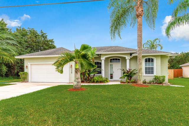 726 SW Jaslo Avenue, Port Saint Lucie, FL 34953 (#RX-10674387) :: Realty One Group ENGAGE