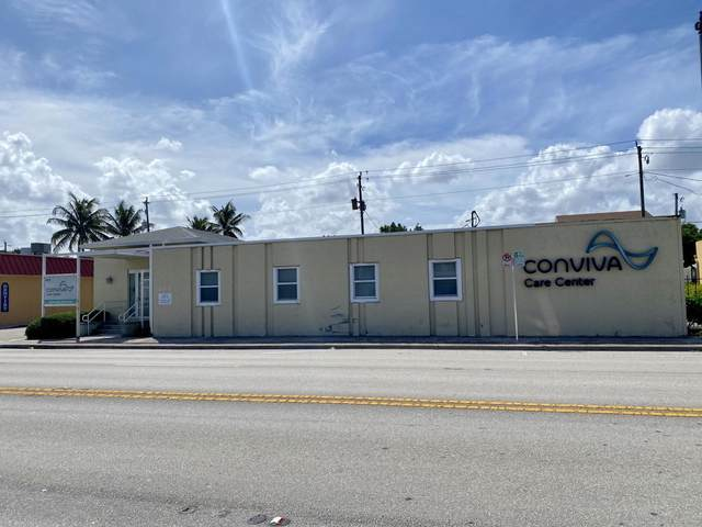 6215 S Dixie Highway, West Palm Beach, FL 33405 (#RX-10674406) :: Posh Properties