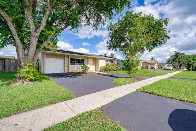 9601 Johnson Street, Pembroke Pines, FL 33024 (MLS #RX-10674412) :: United Realty Group