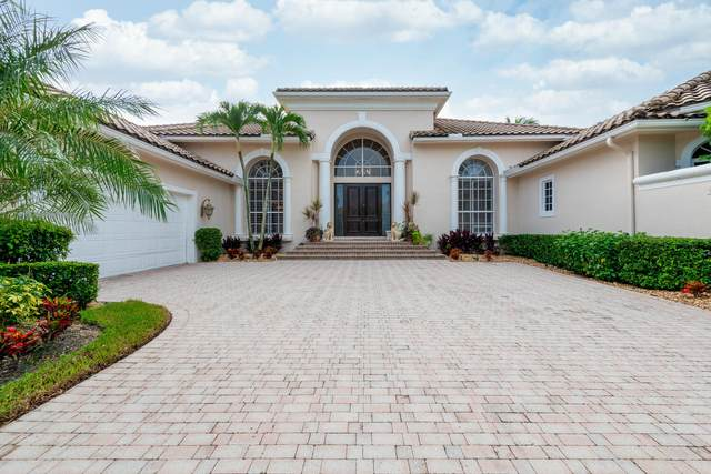 10952 Egret Pointe Lane, West Palm Beach, FL 33412 (MLS #RX-10674414) :: Dalton Wade Real Estate Group