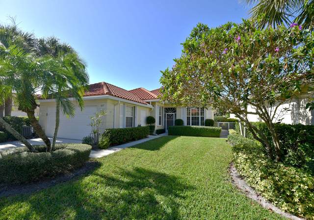 617 Rosa Court, Palm Beach Gardens, FL 33410 (MLS #RX-10674419) :: Castelli Real Estate Services