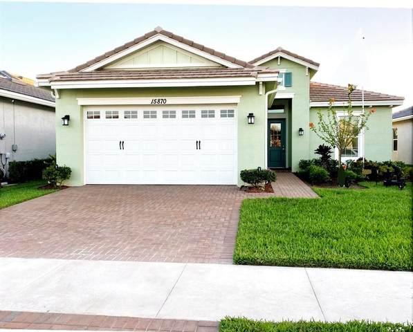 15870 Hummingbird Lane, Westlake, FL 33470 (MLS #RX-10674436) :: Laurie Finkelstein Reader Team