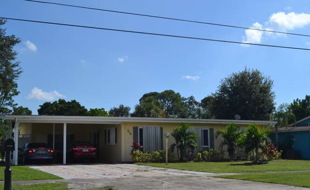114 SE Naranja Avenue, Port Saint Lucie, FL 34983 (MLS #RX-10674443) :: THE BANNON GROUP at RE/MAX CONSULTANTS REALTY I