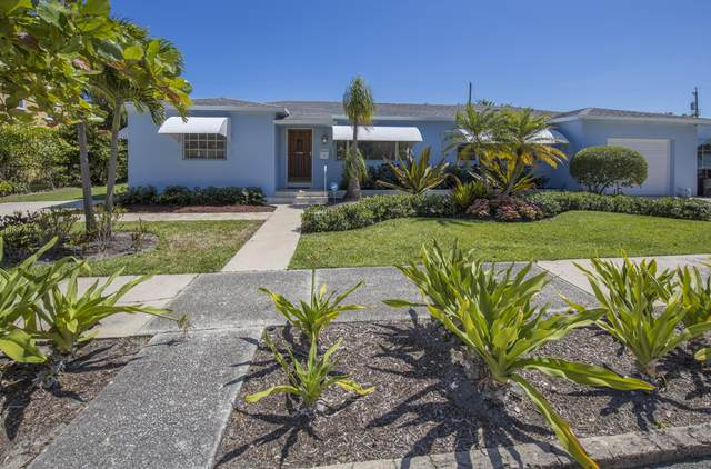235 Fordham Drive, Lake Worth Beach, FL 33460 (MLS #RX-10674446) :: The Jack Coden Group