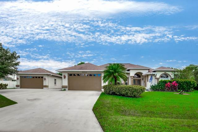 5954 NW Brenda Circle, Port Saint Lucie, FL 34986 (#RX-10674452) :: Realty One Group ENGAGE