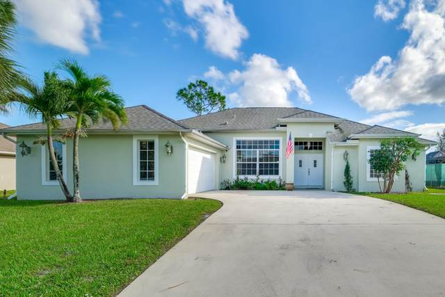 2495 SW Falcon Circle, Port Saint Lucie, FL 34953 (#RX-10674456) :: The Power of 2 | Century 21 Tenace Realty
