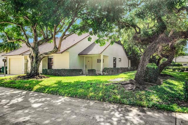 700 Lochwick Terrace #7, Palm Beach Gardens, FL 33418 (#RX-10674476) :: Treasure Property Group
