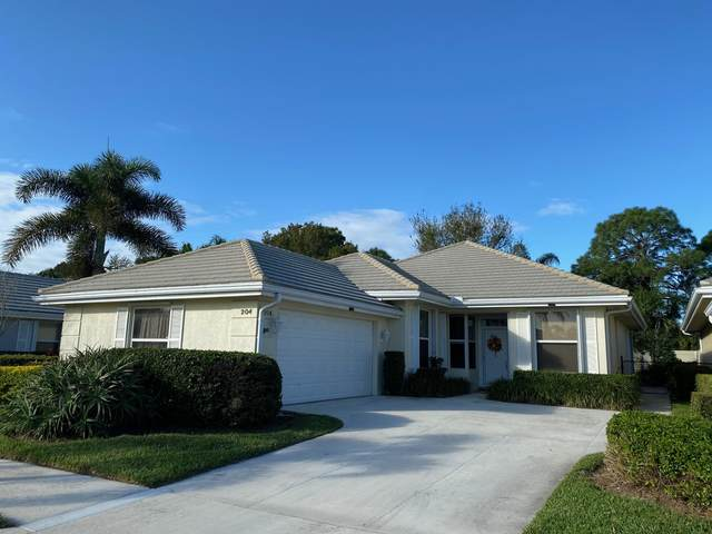 204 NW Bentley Circle, Port Saint Lucie, FL 34986 (#RX-10674481) :: The Power of 2 | Century 21 Tenace Realty