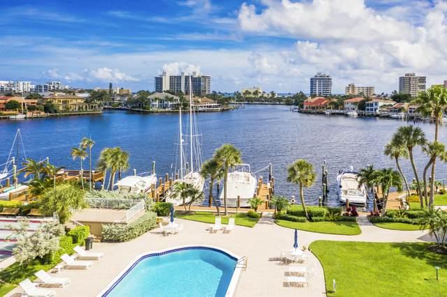 3351 Spanish Trail #313, Delray Beach, FL 33483 (#RX-10674500) :: Treasure Property Group
