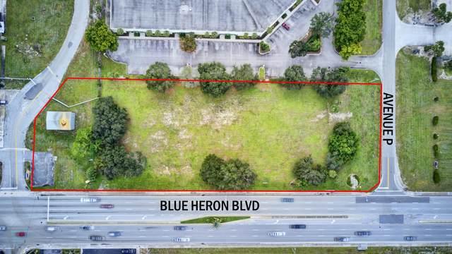0 Blue Heron Boulevard, Riviera Beach, FL 33404 (MLS #RX-10674513) :: The Jack Coden Group