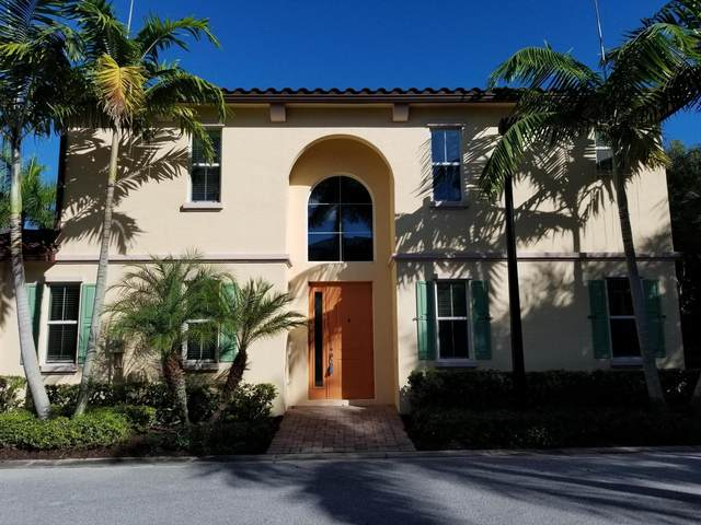 4660 Mediterranean Circle, Palm Beach Gardens, FL 33418 (#RX-10674536) :: Treasure Property Group