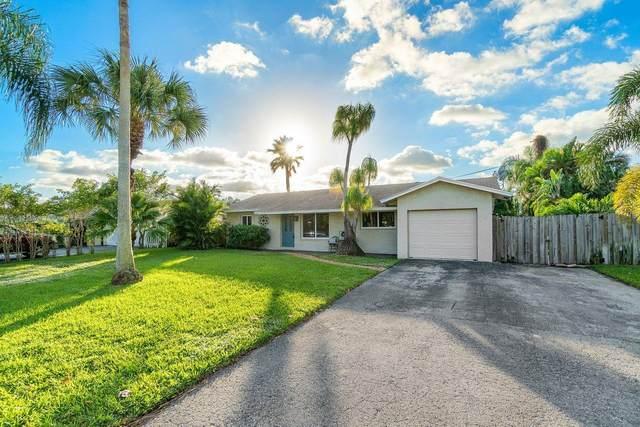 648 Bunting Drive, Delray Beach, FL 33444 (MLS #RX-10674578) :: Laurie Finkelstein Reader Team
