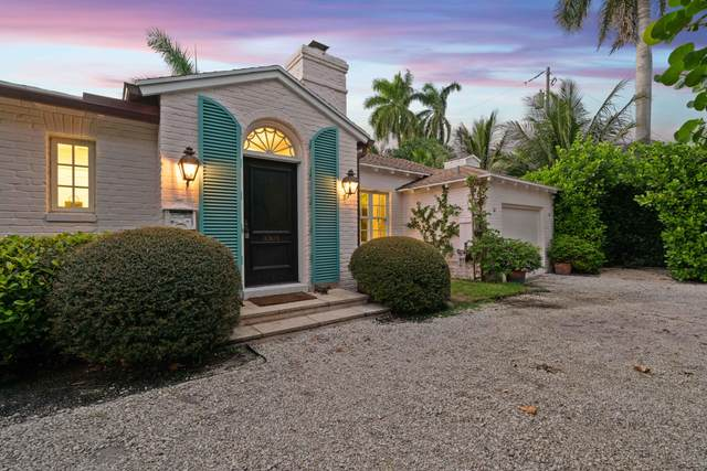 3301 N Flagler Drive, West Palm Beach, FL 33407 (#RX-10674579) :: Realty One Group ENGAGE