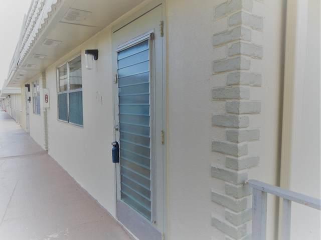 714 Saxony O, Delray Beach, FL 33446 (#RX-10674590) :: Treasure Property Group
