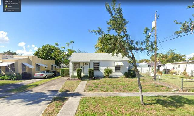 711 Macy Street, West Palm Beach, FL 33405 (#RX-10674598) :: Realty One Group ENGAGE