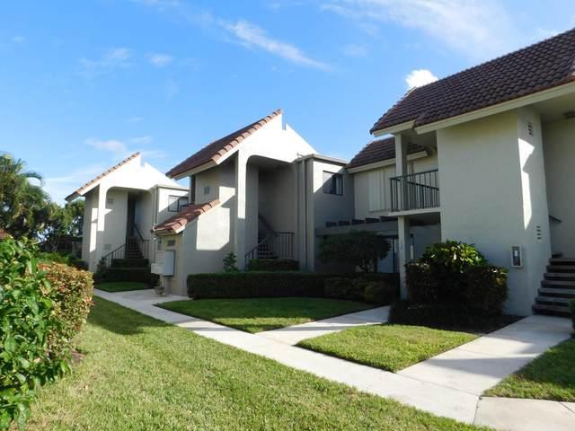 5589 Fairway Park Drive #202, Boynton Beach, FL 33437 (MLS #RX-10674605) :: Laurie Finkelstein Reader Team