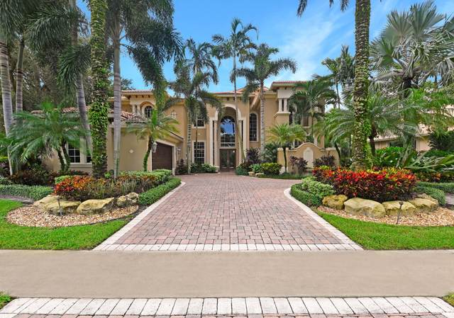 16300 Andalucia Lane, Delray Beach, FL 33446 (#RX-10674610) :: Realty One Group ENGAGE