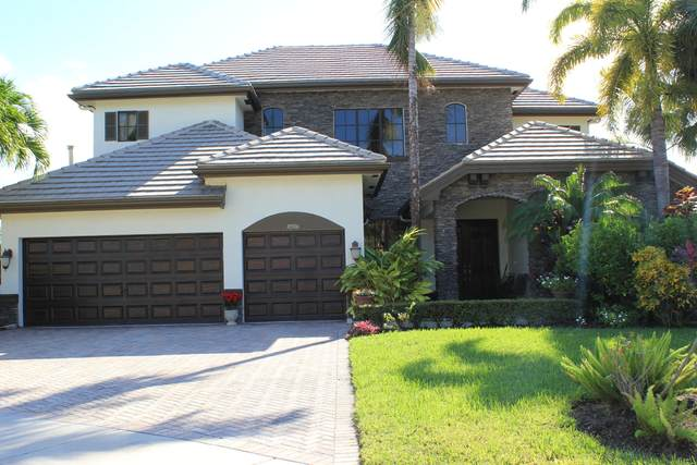 10506 Vignon Court, Wellington, FL 33449 (#RX-10674611) :: Signature International Real Estate