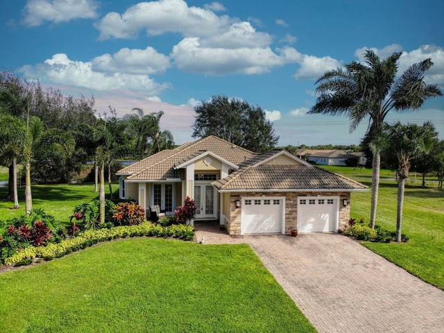 1165 SW Bent Pine Cove, Port Saint Lucie, FL 34986 (#RX-10674616) :: Realty One Group ENGAGE