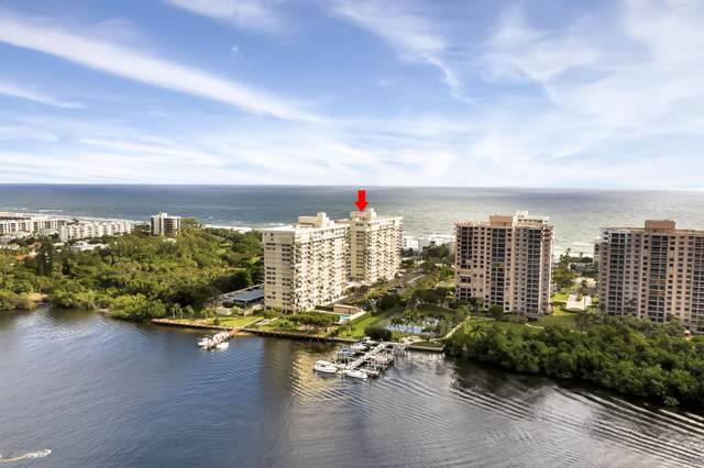 2121 N Ocean Boulevard 209E, Boca Raton, FL 33431 (#RX-10674626) :: Signature International Real Estate