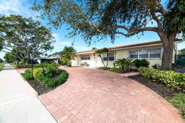 437 Harbour Road, North Palm Beach, FL 33408 (#RX-10674630) :: Ryan Jennings Group