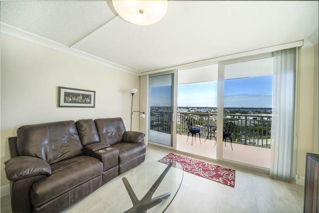 3546 S Ocean Boulevard #914, South Palm Beach, FL 33480 (MLS #RX-10674636) :: The Jack Coden Group