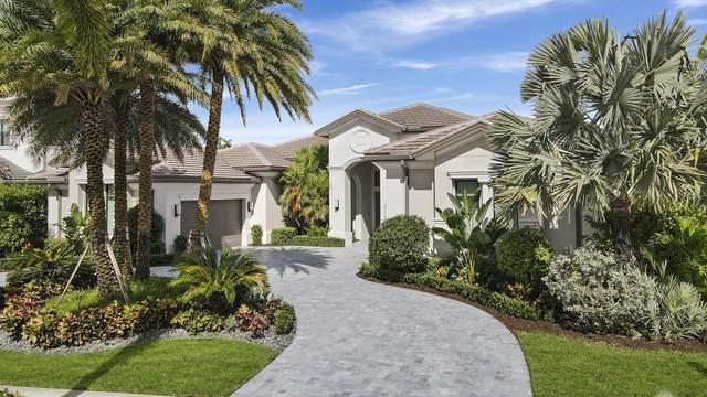 9561 Labelle Court, Delray Beach, FL 33446 (MLS #RX-10674661) :: Laurie Finkelstein Reader Team
