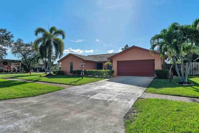 1281 Belmore Terrace, Wellington, FL 33414 (MLS #RX-10674665) :: Laurie Finkelstein Reader Team