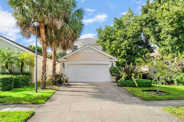 113 Hamilton Terrace, Royal Palm Beach, FL 33414 (MLS #RX-10674683) :: Laurie Finkelstein Reader Team
