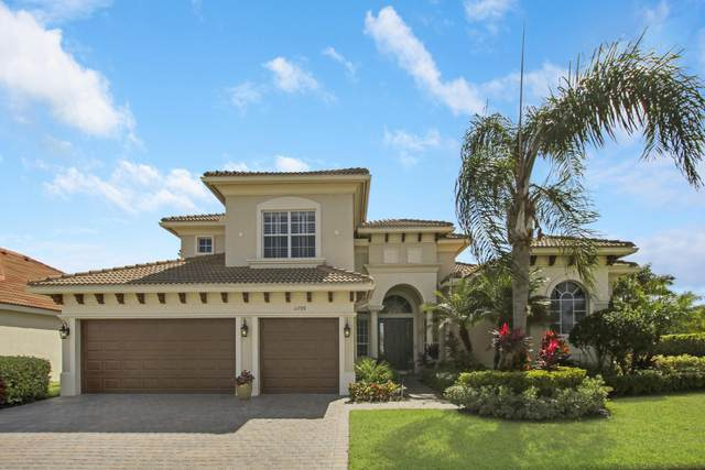11799 SW Aventino Drive, Port Saint Lucie, FL 34987 (MLS #RX-10674684) :: The Jack Coden Group