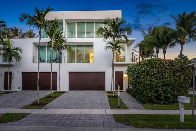 245 Venetian Drive, Delray Beach, FL 33483 (MLS #RX-10674695) :: Laurie Finkelstein Reader Team