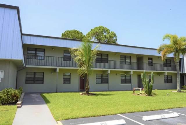 2513 S 17th Street #102, Fort Pierce, FL 34950 (MLS #RX-10674705) :: The Jack Coden Group