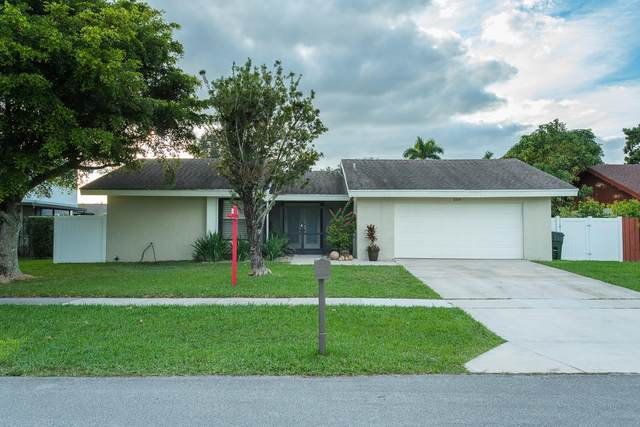 809 Brightwood Way, Wellington, FL 33414 (MLS #RX-10674718) :: THE BANNON GROUP at RE/MAX CONSULTANTS REALTY I