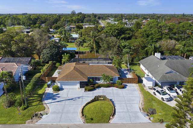 113 NE Naranja Avenue, Port Saint Lucie, FL 34983 (MLS #RX-10674724) :: The Jack Coden Group