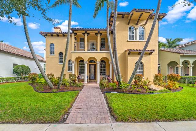 105 Santander Drive, Jupiter, FL 33458 (MLS #RX-10674757) :: THE BANNON GROUP at RE/MAX CONSULTANTS REALTY I
